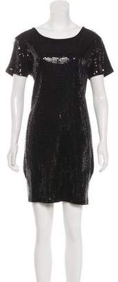 MICHAEL Michael Kors Mini Sequin Dress