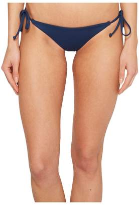 Becca by Rebecca Virtue Color Code Tie Side Pant Bottoms Women's Swimwear