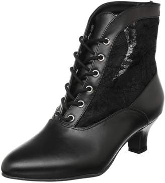 Funtasma by Pleaser Women's Dame-05 Ankle Boot