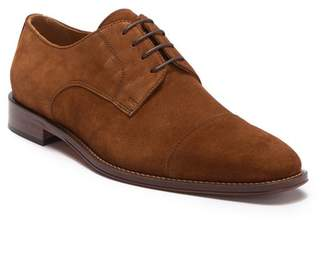 BROLETTO Milano Leather Cap Toe Derby