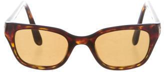 Tom FordTom Ford Logo-Embellished Tortoiseshell Sunglasses
