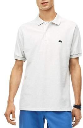 Lacoste Classic Cotton Piqué Regular Fit Polo Shirt