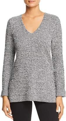Nic+Zoe Good Vibes Marled Sweater