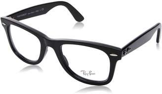Ray-Ban 0rx4340v No Polarization Square Prescription Eyewear Frame