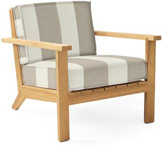 Serena & Lily Cliffside Teak Chair - Replacement Cushions