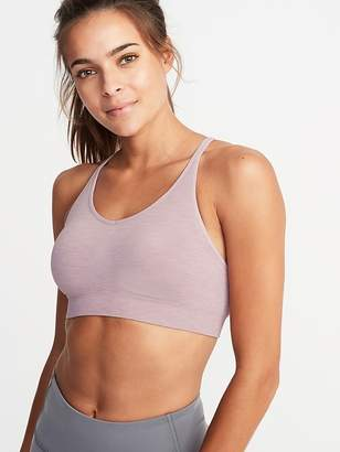 88a88097fb218 ... Old Navy Seamless Light Support Sports Bra for Women