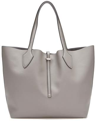 1293c387d10 Mint Velvet Womens Grey Cosima Simple Tote - Grey