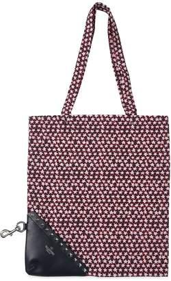 Valentino Stars Packable Light Nylon Tote Bag
