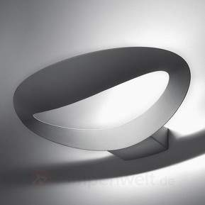 Weiße LED-Designer-Wandleuchte Mesmeri