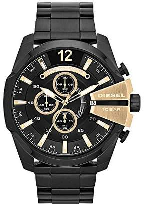 Diesel Men's Mega Chief Quartz Chronograph Watch