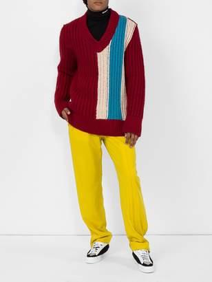 Valentino Straight leg track pants