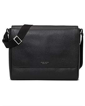 HUGO BOSS Signature Messenger With Flap
