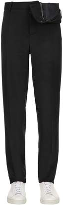 Y/Project Asymmetric Waist Wool Pants