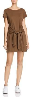 Rebecca Minkoff Mary Tie-Waist T-Shirt Dress