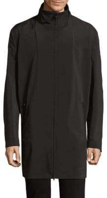 HUGO Long Trench Coat