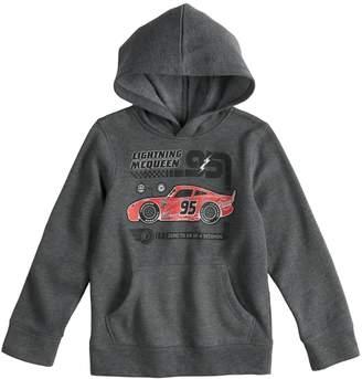 Disneyjumping Beans Disney / Pixar Cars Boys 4-12 Lightning McQueen Pullover Hoodie by Jumping Beans