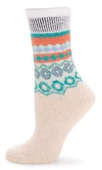 Free People Printed Slipper Socks