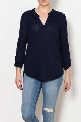 Three Dots Eco Knit Shirt