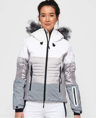 785be2761c Superdry Snow Cat Ski Down Jacket