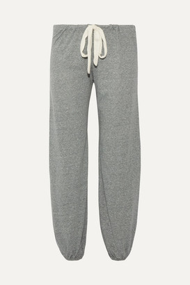 Eberjey Heather Jersey Pajama Pants - Gray