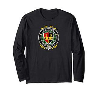 O'Broder/Broder Irish Shield Long Sleeve T-Shirt