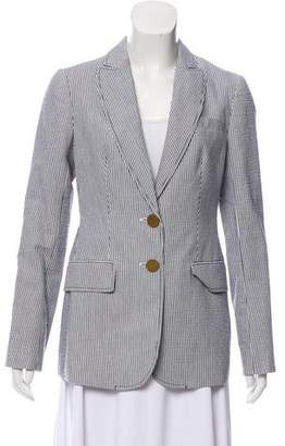 Tory Burch Striped Peak-Lapel Blazer w/ Tags