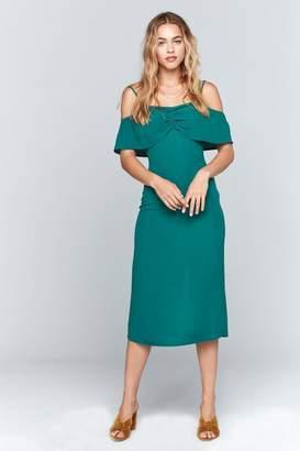 Flynn Skye Morgan Midi - Emerald