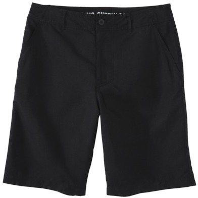 Mossimo Men's Hybrid Swim Shorts - Ebony