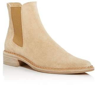Vince Women's Denver Round Toe Ankle Booties