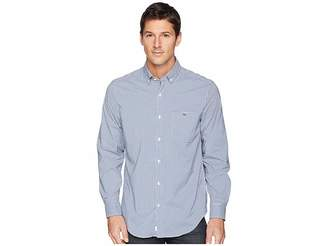 Vineyard Vines Grand Cay Gingham Performance Classic Tucker Shirt Men's Clothing