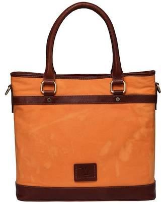 Vicenzo Leather Alessandra Leather Toe Bag