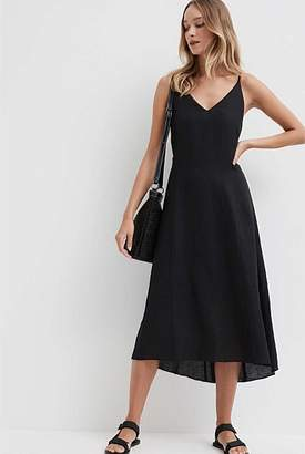 Witchery Linen Slip Dress