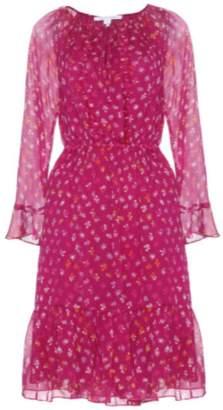 Diane von Furstenberg Simonia Silk Dress