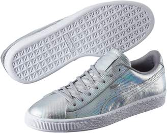 Basket Classic Holographic Mens Sneakers