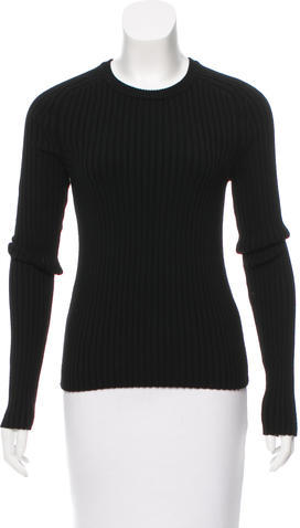 MICHAEL Michael KorsMichael Kors Crew Neck Cable Knit Sweater