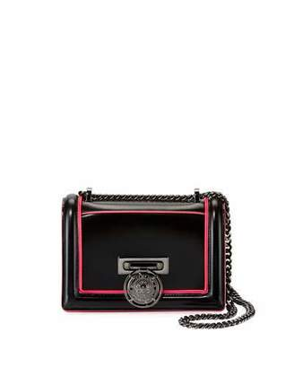 Balmain Baby Box 20 Outline Calf Shoulder Bag