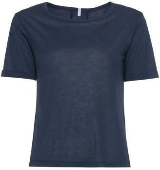 Lot 78 Lot78 Cashmere Side Slit T-Shirt