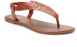 Sonoma Goods For Life Women's SONOMA Goods for Life Cut-Out Filigree Shield Sandals