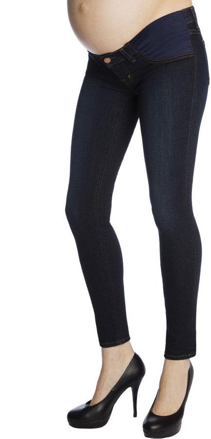 J Brand 3411 Maternity Skinny Leg