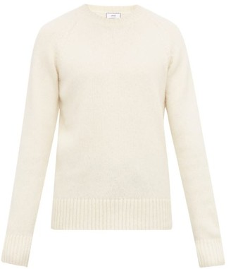 Ami Knitted Sweater - Mens - Cream