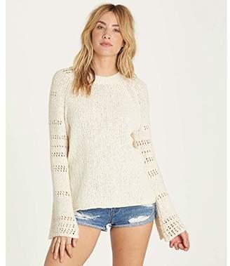 Billabong Women's Cozy Love Sweater