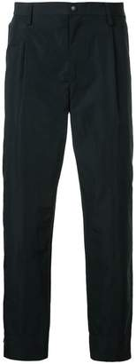 Kolor tapered cropped trousers