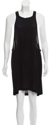 Rick Owens 2019 Mini Dress Black 2019 Mini Dress