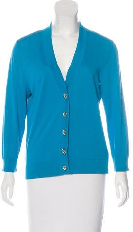 Tory Burch Tory Burch Knit Button-Up Cardigan