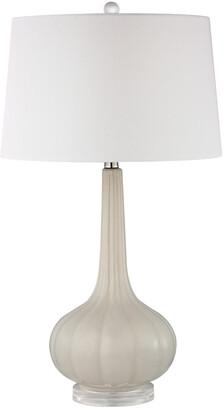 Elk Lighting 30In Abbey Lane Fluted Table Lamp
