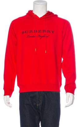Burberry 2018 Crayford Hoodie w/ Tags