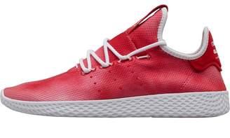 adidas x Pharrell Williams Tennis HU Trainers Scarlet/Footwear White/Footwear White