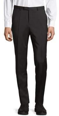HUGO BOSS Regular-Fit Wool Suit Pants