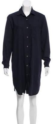 Steven Alan Mini Button-Up Dress