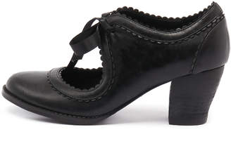 I Love Billy New Diz Black Womens Shoes Dress Shoes Heeled